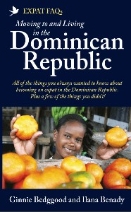 Book Cover: Expat FAQs – Moving to and Living in the Dominican Republic
