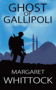 Book Cover: Ghost of Gallipoli