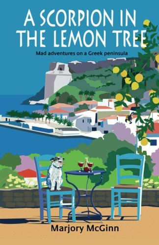 Book Cover: A Scorpion in the Lemon Tree