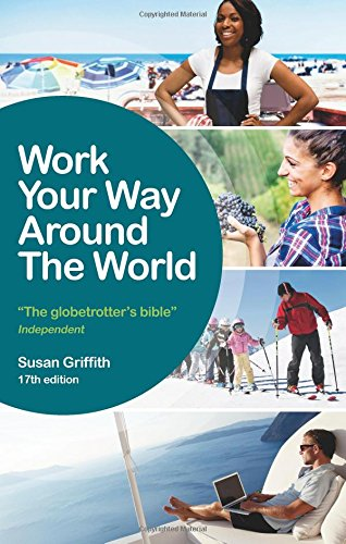 Book Cover: Work Your Way Around the World