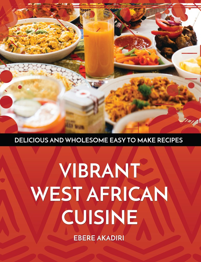 Book Cover: Vibrant West African Cuisine
