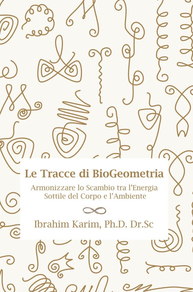 Book Cover: Tracce di BioGeometria