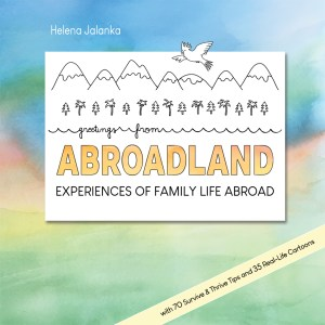 Book Cover: Greetings from Abroadland