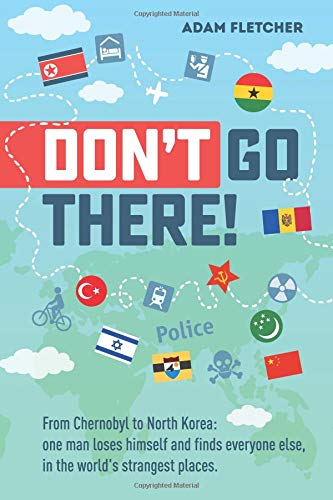 Book Cover: Don't Go There