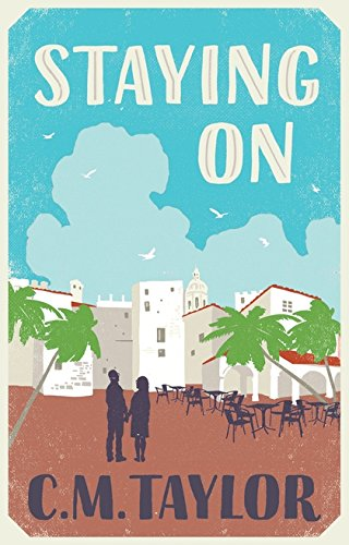 Book Cover: Staying On