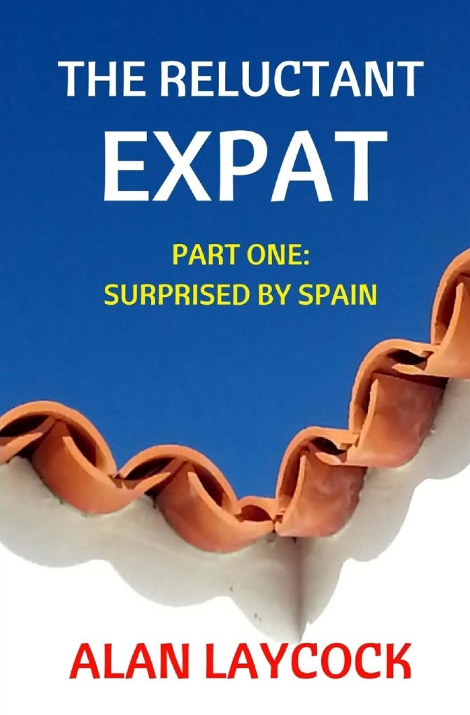 Book Cover: The Reluctant Expat