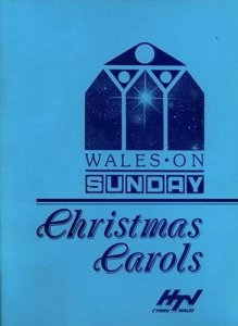 Book Cover: Wales on Sunday Christmas Carols
