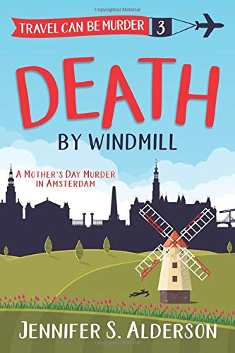 Book Cover: Death by Windmill