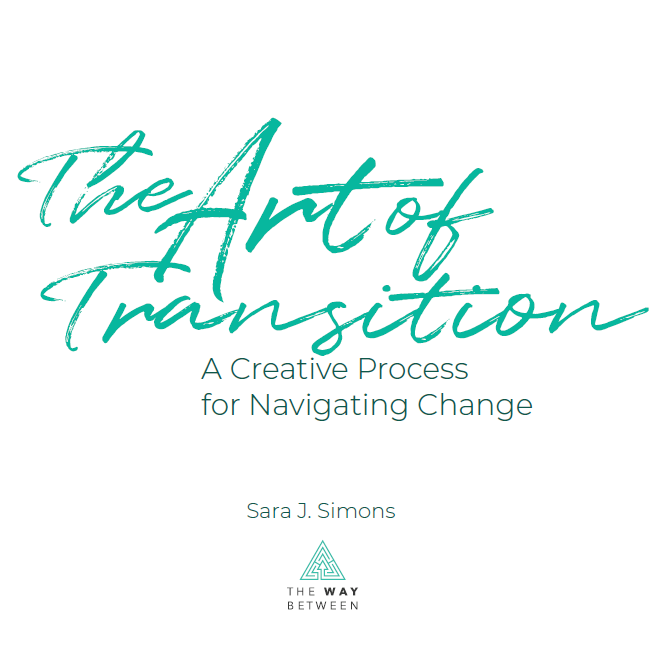 Book Cover: The Art of Transition