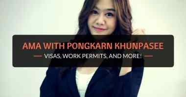 Pongkarn Khunpasee, Thai immigration lawyer