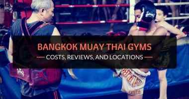 bangkok muaythai gyms