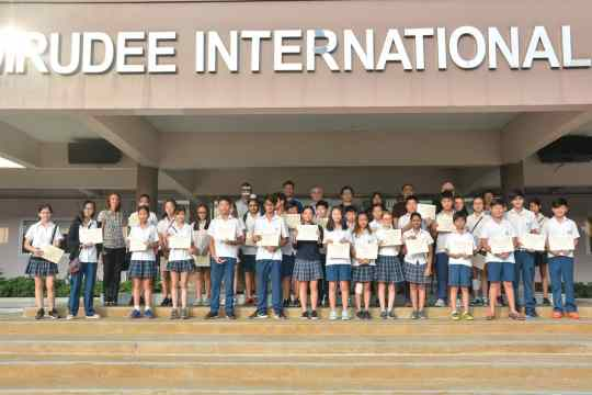 ruamrudee international school