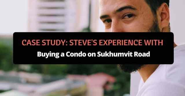 buying a condo on sukhumvit road