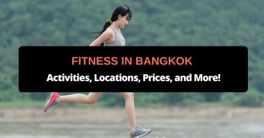 fitness in bangkok