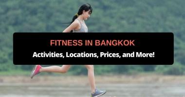 fitness in bangkok