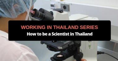 scientist thailand