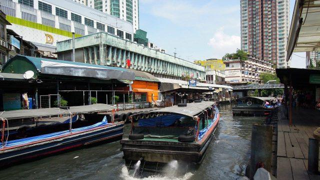 bangkok canal boats