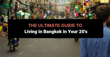living in bangkok