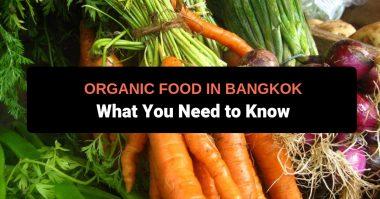 organic food in bangkok
