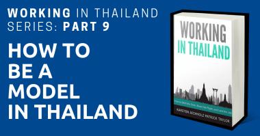 working in thailand model