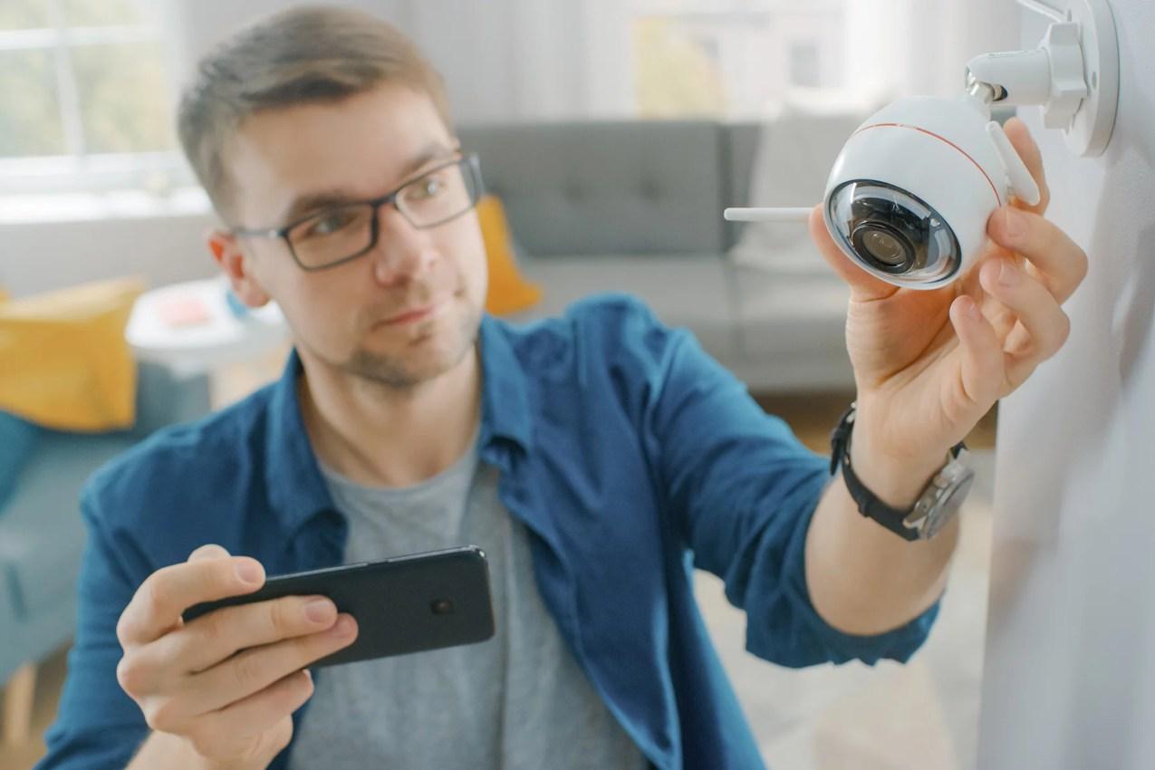 home security alarm in switzerland