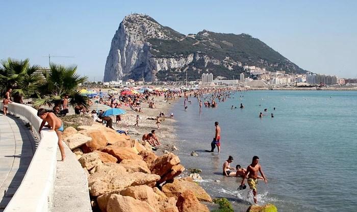 Top 10 Murcia beaches: Playa de Poniente – Águilas