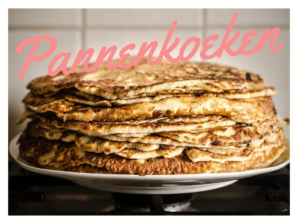 Top 10 Dutch foods: Pannenkoeken