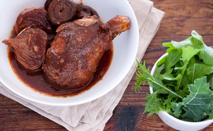 Top 10 French foods ' with recipes: Coq au vin