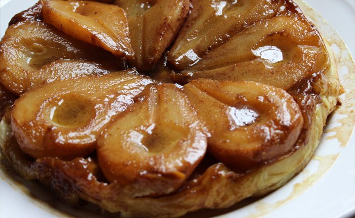 Top 10 French foods ' with recipes: Tarte tatin
