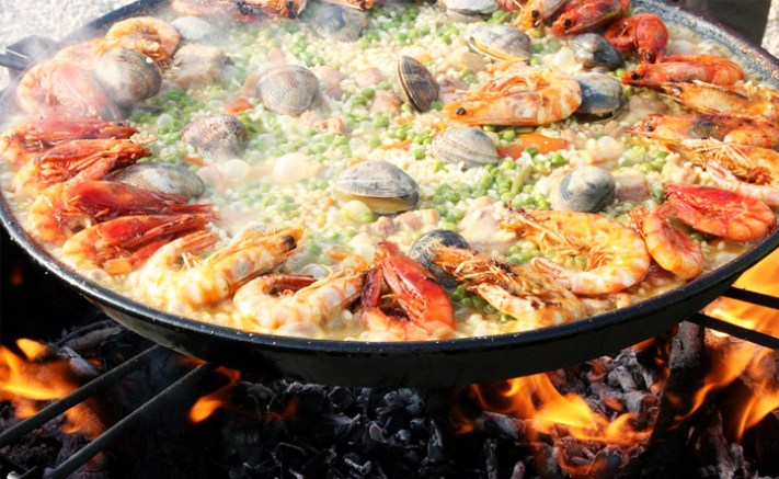 Image result for spanish food