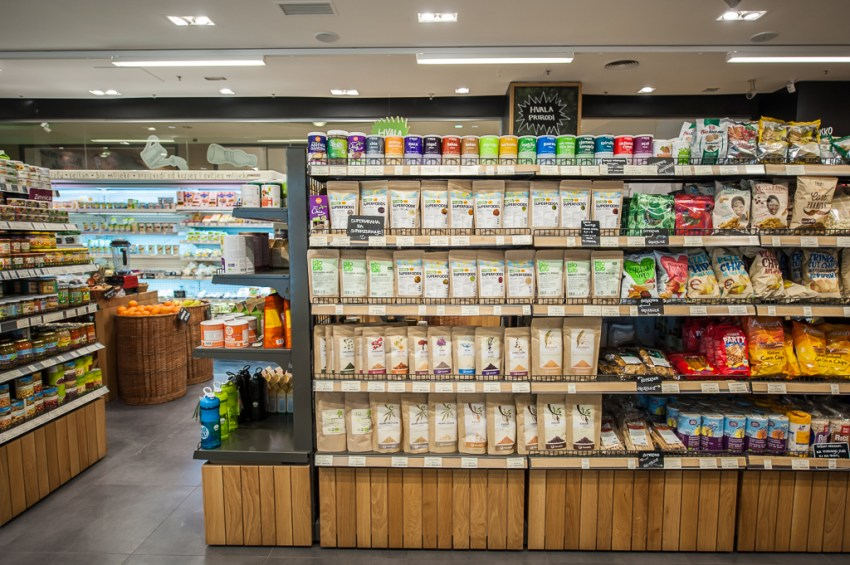 Bio & Bio Organic Food Store
