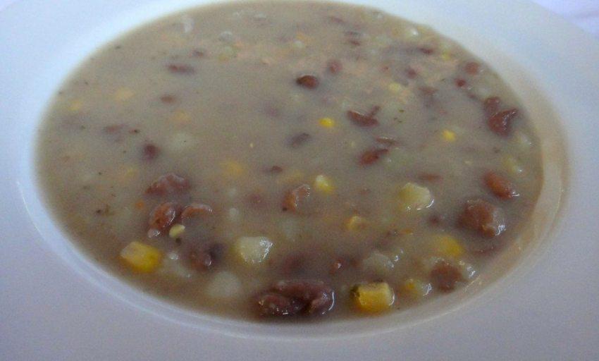 Istrian minestrone