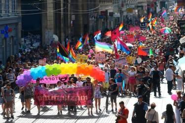 Non-Profit LGBTQIA+ Organizations in Croatia