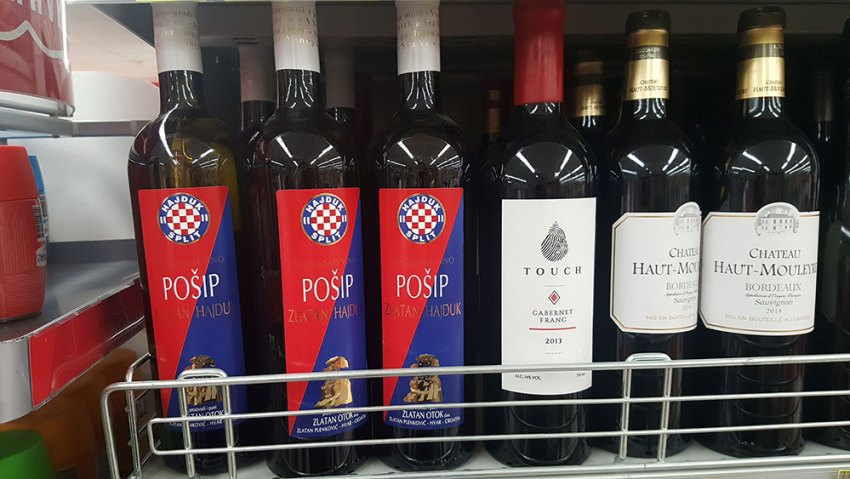 Hajduk Posip Wine