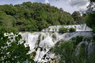 Visiting Krka National Park