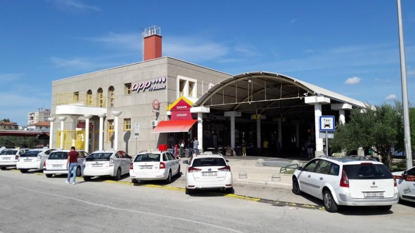 Zadar Autobusni Kolodvor - Main Bus Station