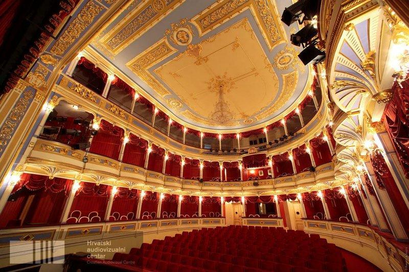Hrvatskog narodnog kazališta Osijek