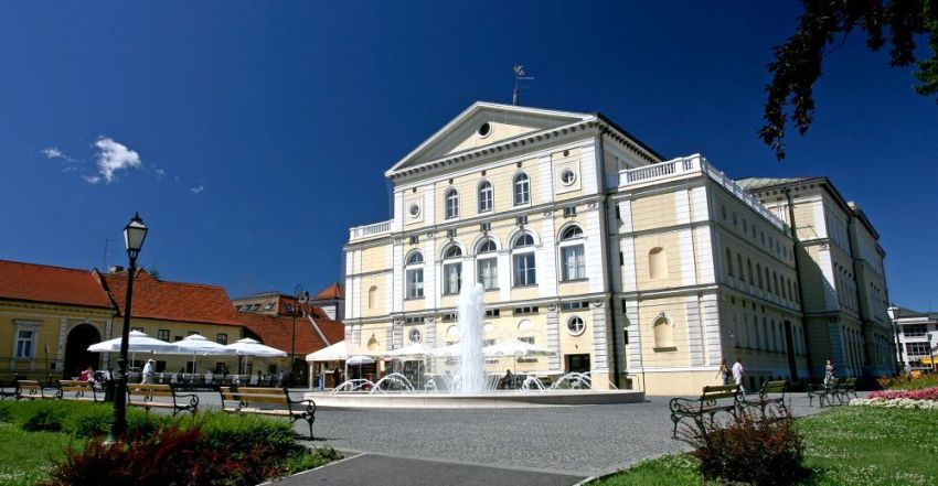 HNK Varaždin - Croatian National Theater