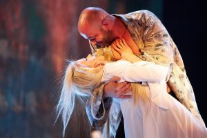 Othello performed at Croatian National Theater Osijek