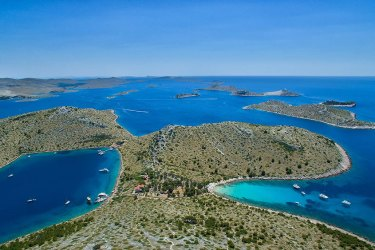 Visiting Kornati National Park