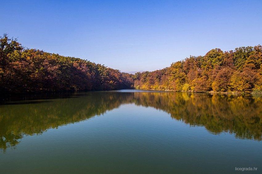Maksimir jezera