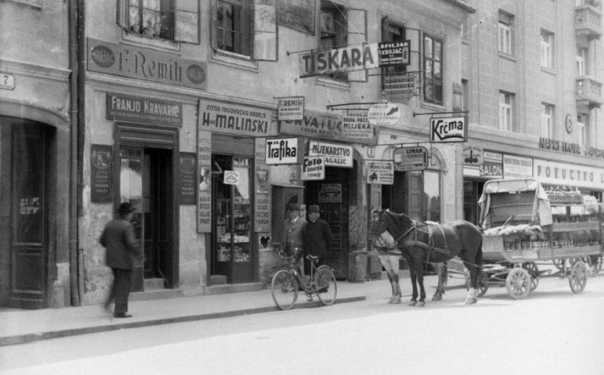Croatia in 1930