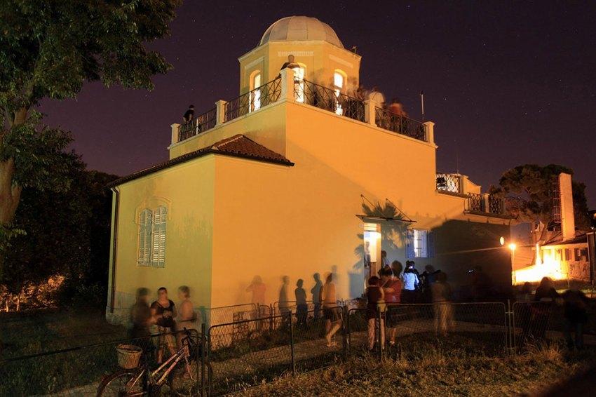 Pulska zvjezdarnica - Pula observatory
