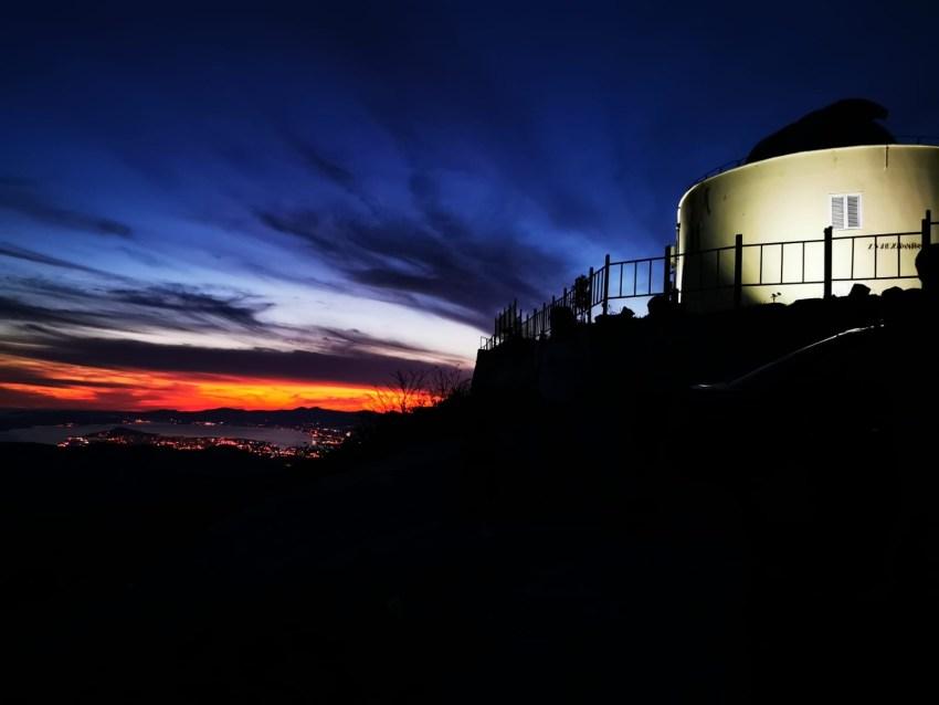 Zvjezdano selo Mosor - Mosor Observatory