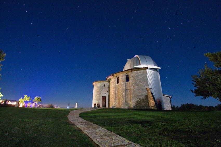 Višnjan Observatory - Zvjezdarnica Višnjan
