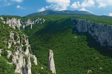5 hiking trails on Učka mountain