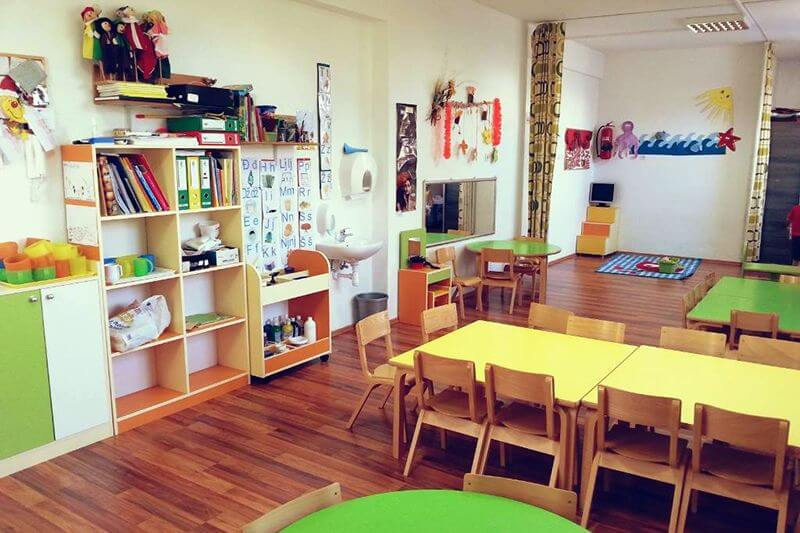 Kindergarten in Croatia