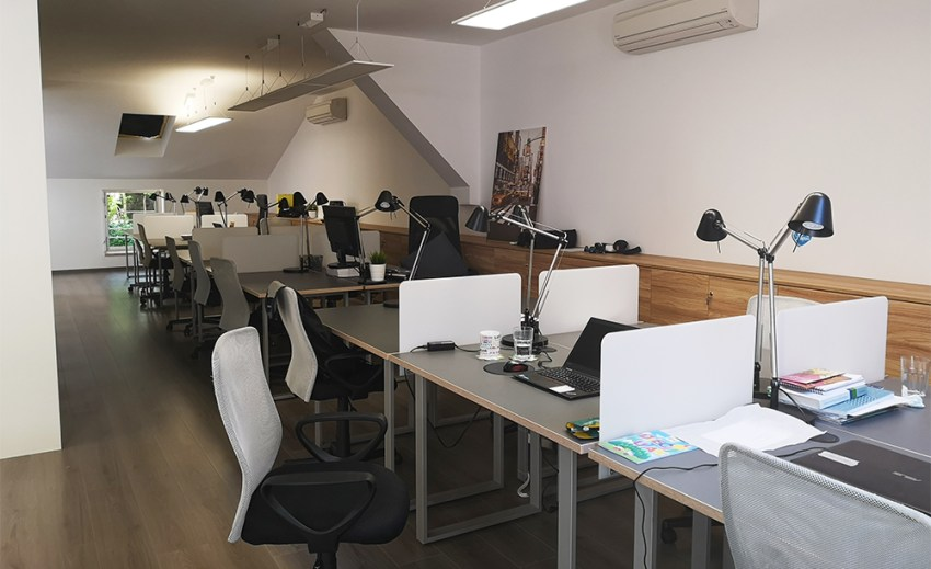 Coworking Rovinj-Rovigno for remote workers in Croatia