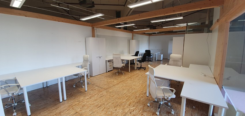 Zagreb Innovation Centre (ZICER) coworking space