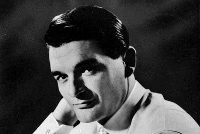 "Ivo Robić, singer known as ""Croatian Sinatra"""